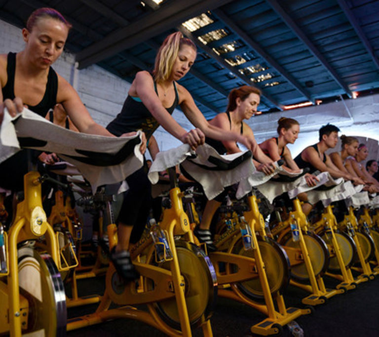 The Hottest 10 Fitness Classes in New York