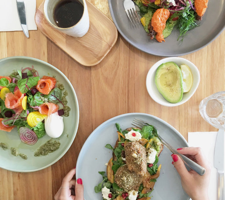 Melbourne Breakfast Diary's Top 10 Healthy Cafes