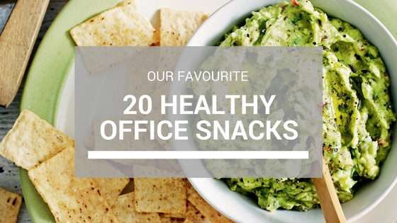 20 Healthy Office Snacks