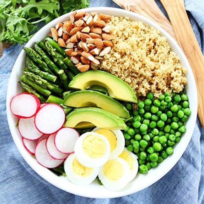 Two Peas and Pod - Protein Bowl