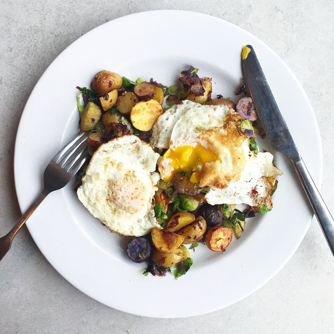 The Wholefood Diary - protein eggs