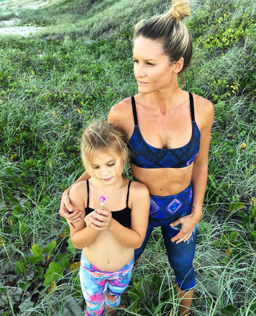 Onzie Yoga Wear Mum